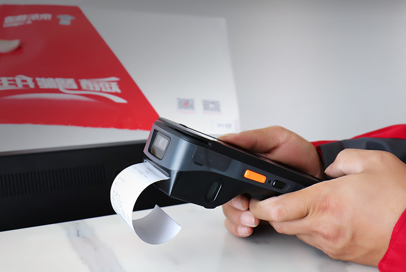 Rugged Smart POS Payment Terminal