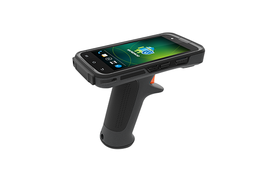 Scan Trigger Handle with Charger