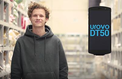 UROVO DT50 - Smart Mobile Computer